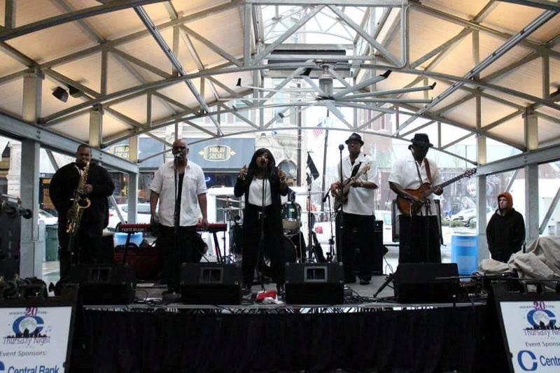 The Band ENCORE of Lexington